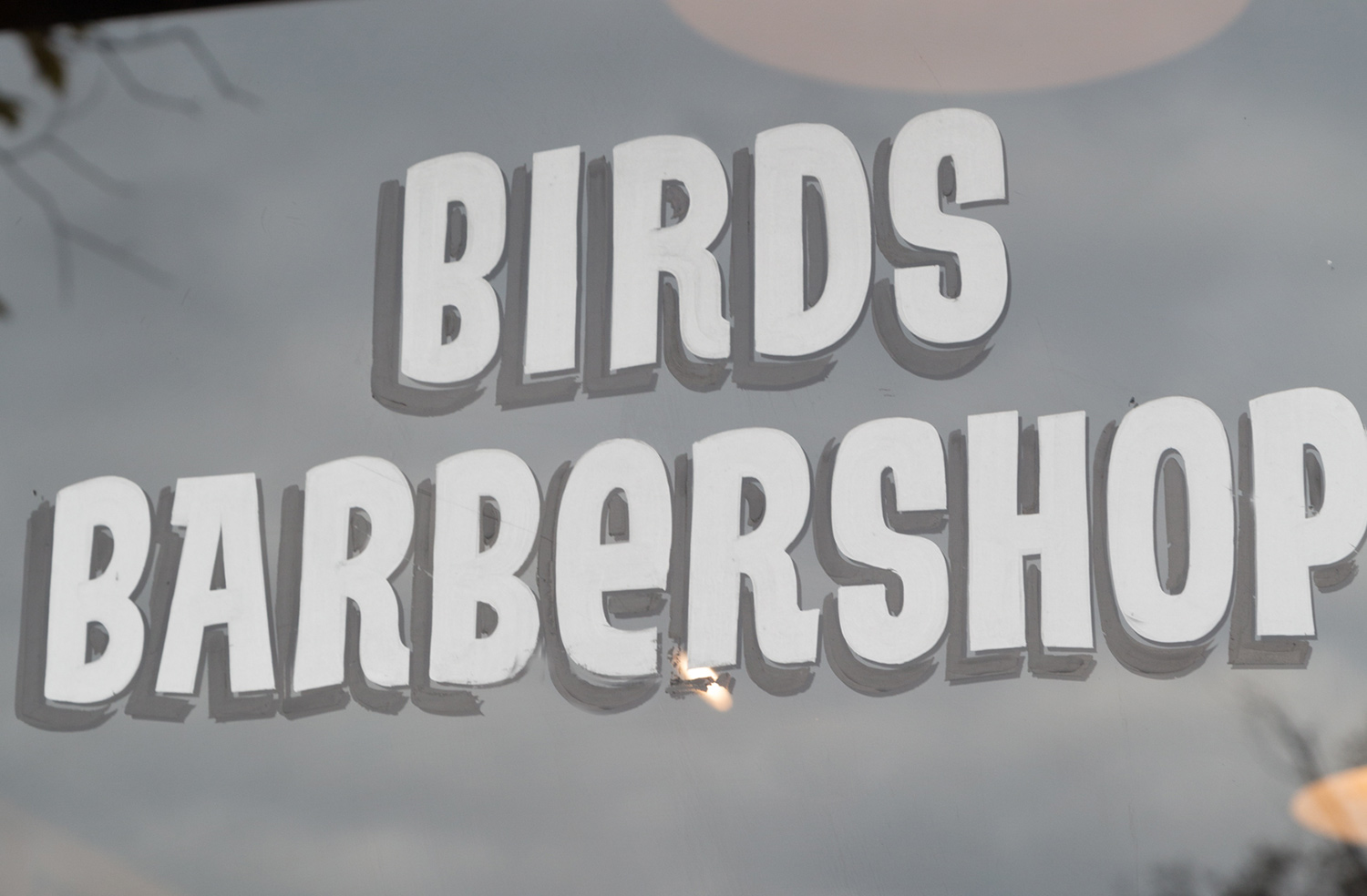 Exterior image of Birds on East 6th.