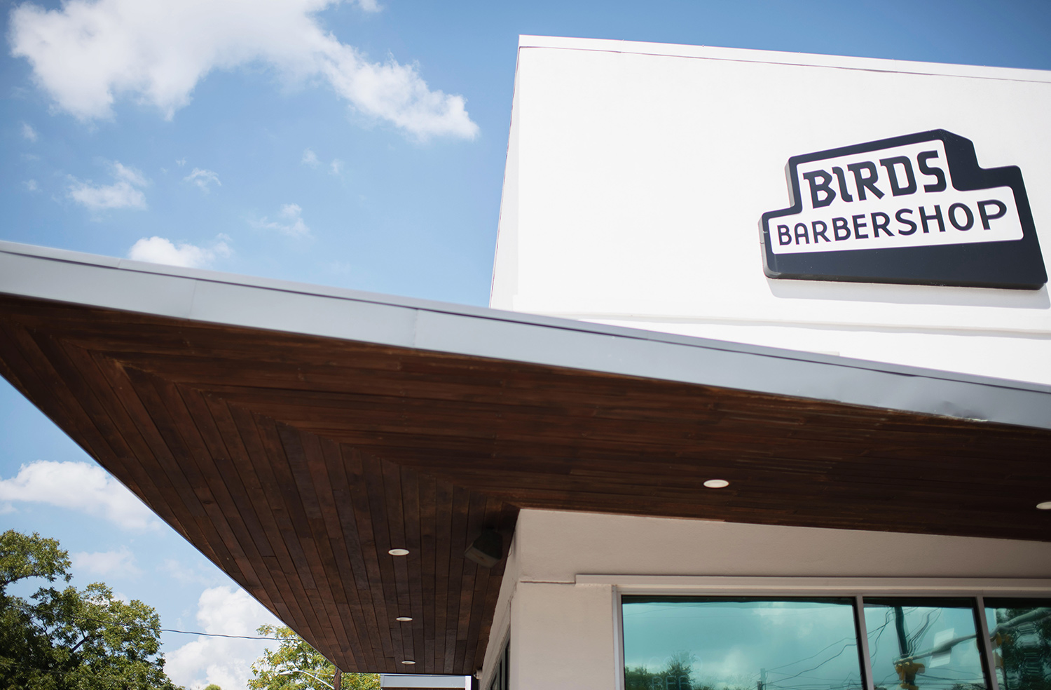 Exterior image of Birds on South Lamar.